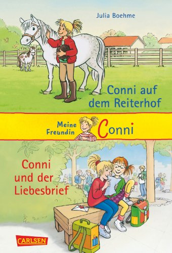 Conni Doppelbände: Conni auf dem Reiterhof / Conni und der Liebesbrief