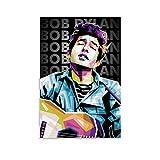 47 Bob Dylan Poster auf Leinwand, Heimdekoration, Poster