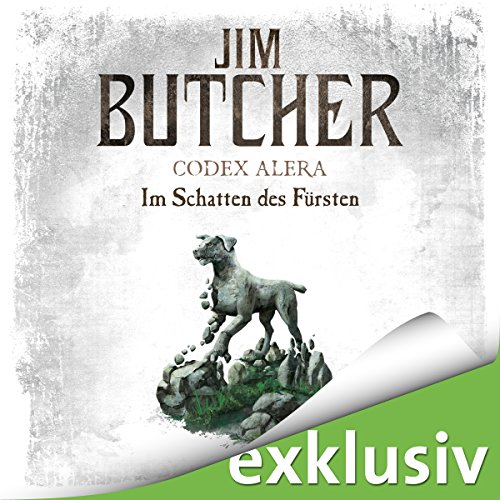 Im Schatten des Fürsten (Codex Alera 2) audiobook cover art