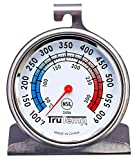 Taylor Precision Products 3506 TruTemp Oven Thermometer, Stainless Steel, 2-1/4-In. - Quantity 1 PackageQuantity: 1 Model: 3506 (Home & Kitchen)