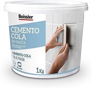 Beissier - Cemento cola en pasta (tarro 1kg