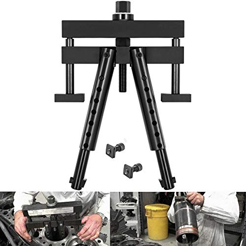 PIILOO Cylinder Liner Puller Compatible with Mack Cummins Caterpillar CAT Detroit International on Wet Liners 3-7/8' to 6-1/4' Bore Alternative to PT-6400-C M50010-B 3376015