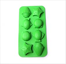 BPYSD Ice Cream Mold Creative Ice Maker Mold Silicone Ice Tray Fruit Ice Cream Mold Bar Kitchen Accessories (款式 Style : 2)