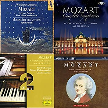 Mozart: Die schönsten Stücke