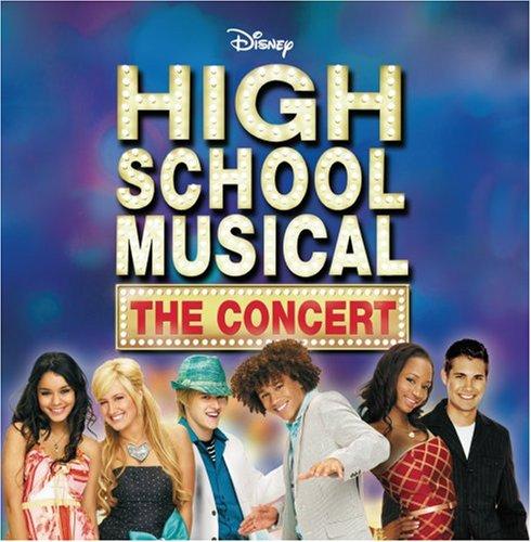 HIGH SCHOOL MUSICAL - THE CONC(CD+DV