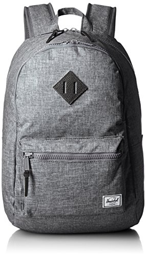 Herschel Lennox Backpack, Raven Crosshatch, One Size