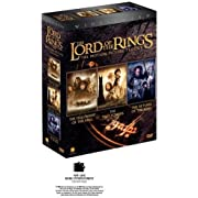 The Lord of the Rings: The Motion Picture Trilogy (Widescreen Edition)