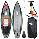 F2 SUP Fishing Boat 2020 Stand UP Paddle Board + PADDEL Bag PUMPE
