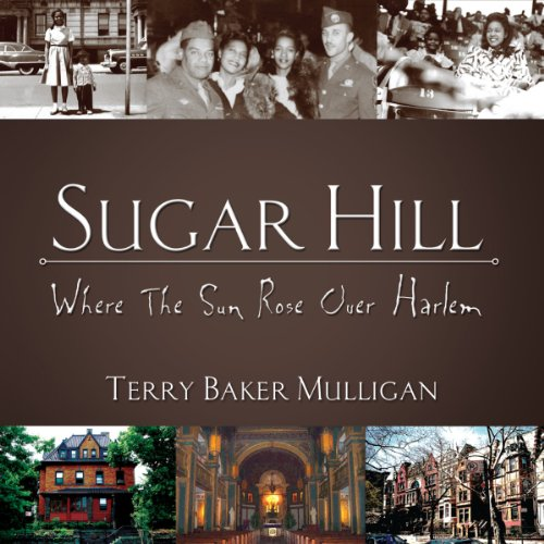 Sugar Hill: Where the Sun Rose Over Harlem audiobook cover art