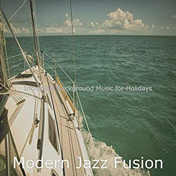 Incredible Background Music for Holidays