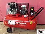 COMPRESSORE ARIA FINI TRAINO A CINGHIA 100 (90) LITRI 2 HP 1,5 KW TRIFASE MK 102