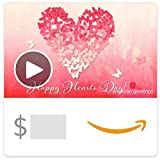 Amazon eGift Card - Butterfly Heart Valentine (Animated) [American Greetings]