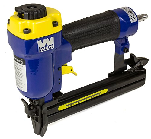 Product Image of the WEN 61710 3/8-Inch to 1-Inch 18 Gauge Narrow Crown Stapler