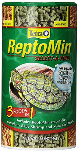 Reptomin Turtle Food