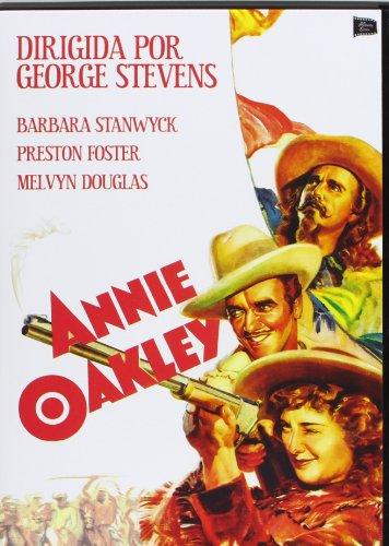 Annie Oakley - George Stevens. (Audio in Englisch und Spanisch) aus Spanien importiert.