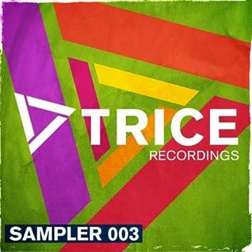 Trice Recordings Sampler, Vol. 3