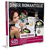 smartbox - coffret cadeau - diner romantique - 380 restaurants avec une sélection issue de guides