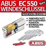 Abus EC550 - Cilindro para puerta, cierre con misma llave