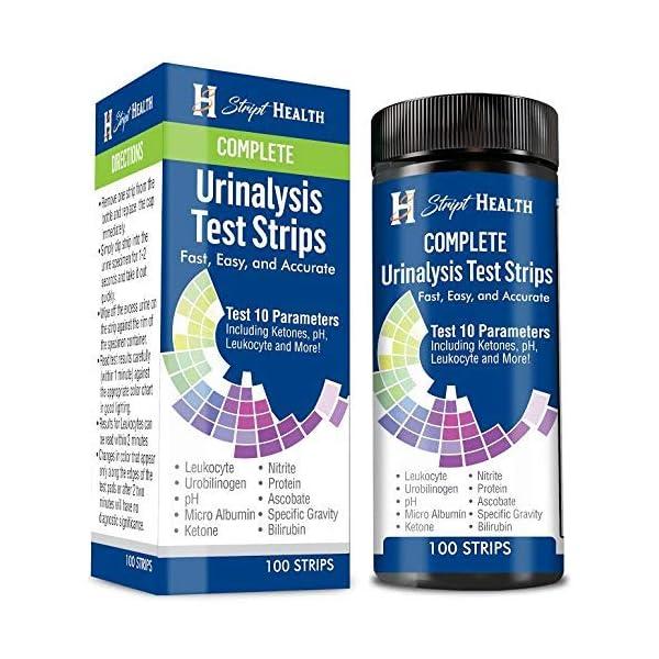 buy  Urine Test Strips – Stript Health 10 ... Diabetes Care
