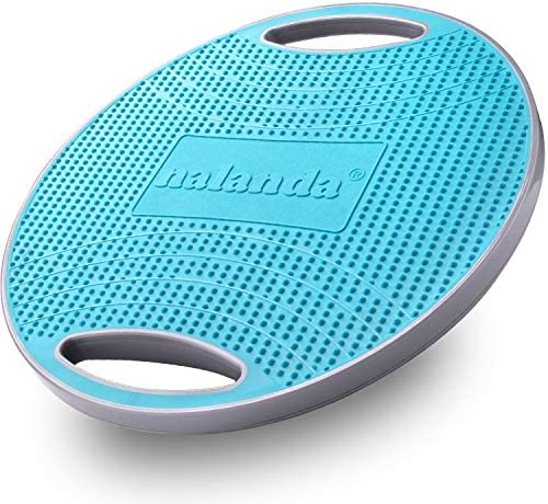 NALANDA Wobble Balance Board Core Trainer for Balance Training and Exercising Healthy Material product image