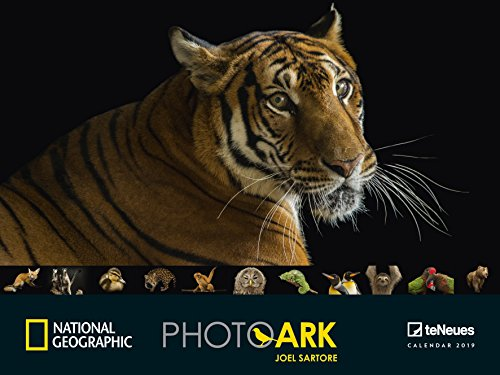 Photo Ark 2019: Tierkalender National Geographic