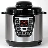 Best Digital Pressure Cookers - Power Cooker 9-in1 Digital Pressure Cooker 8 quart Review