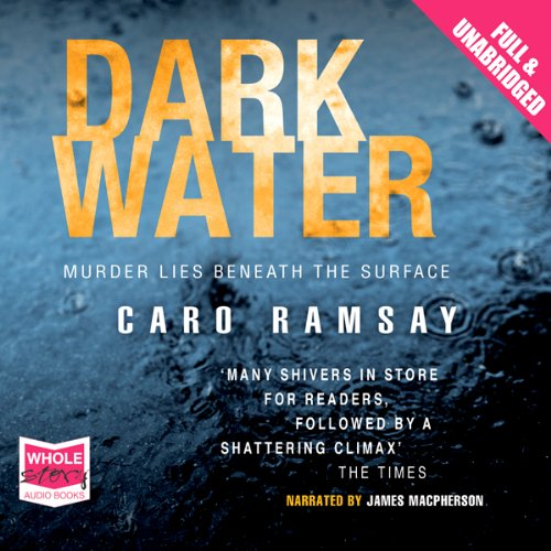 Dark Water Titelbild