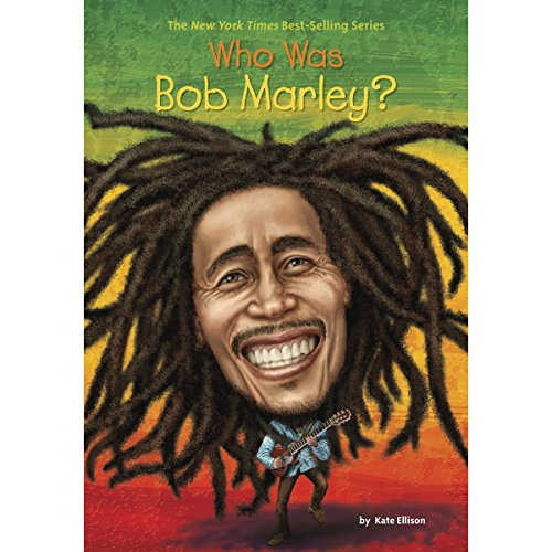 Who Was Bob Marley? cover art