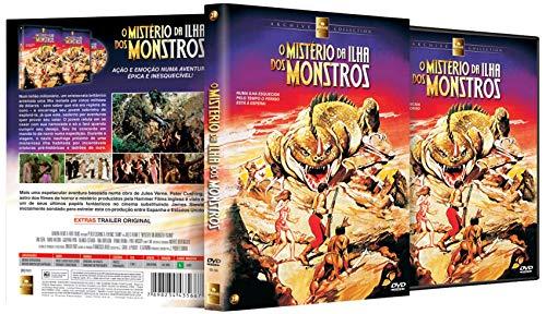 O MISTÉRIO DA ILHA DOS MONSTROS - LONDON ARCHIVE COLLECTION Volume 28