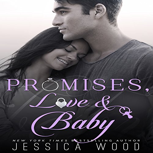 Promises, Love and Baby audiobook cover art