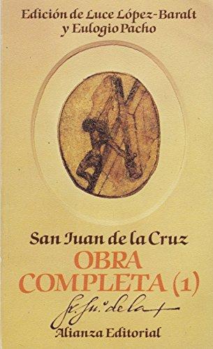Obras completas I (san Juan de la Cruz)