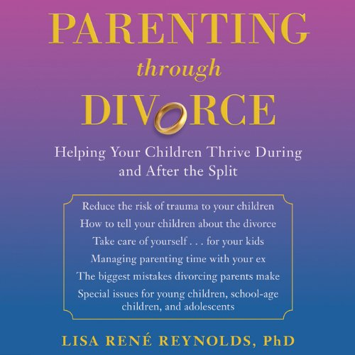 Parenting through Divorce audiobook cover art