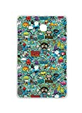 Tablet Funda para Samsung Galaxy Tab J MAX 7.0 T285YZ T285YD Funda Soporte Cuero Case Cover T-36