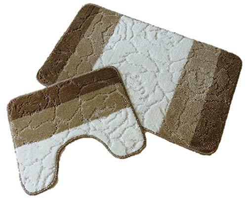 Ilias Trade Brize tapijt, crème, unicaat