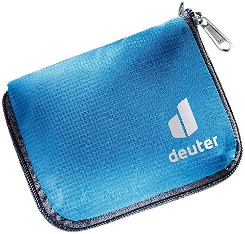 deuter Unisex– Erwachsene Zip Wallet RFID BLOCK Geldbeutel, bay, One Size