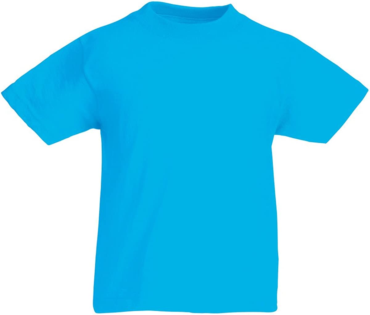Fruit of the Loom Original T-Shirt Mixte Enfant
