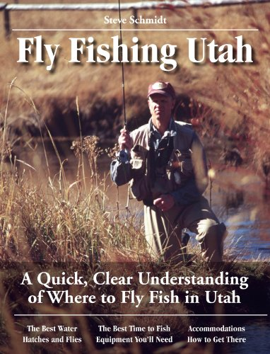 Fly Fishing Utah: A Quick, Clear Understanding of Where to Fly Fish in Utah (No Nonsense Guide to Fly Fishing) (English Edition)