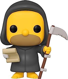 Funko Pop! Animación: Simpsons - Reaper Homer, Multicolor, 3.75 pulgadas (50137)