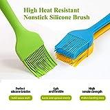 7 Oil brush and spatula