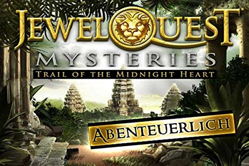 Jewel Quest Mysteries: Trail of the Midnight Heart [Download]