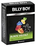 Billy Boy OV-Grosshandel Billy Boy Bunte Vielfalt 5er Kondome