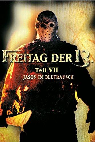 Freitag der 13 Teil VII - Jason im Blutrausch