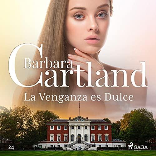 Diseño de la portada del título La Venganza es Dulce