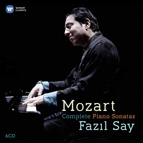 Complete Piano Sonatas (Box6Cd)(Sonate Per Piano No.1-18,Fantasia K475)