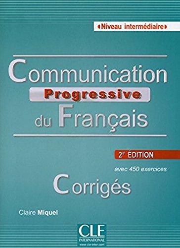 Best communication progressive du francais intermediaire for 2020