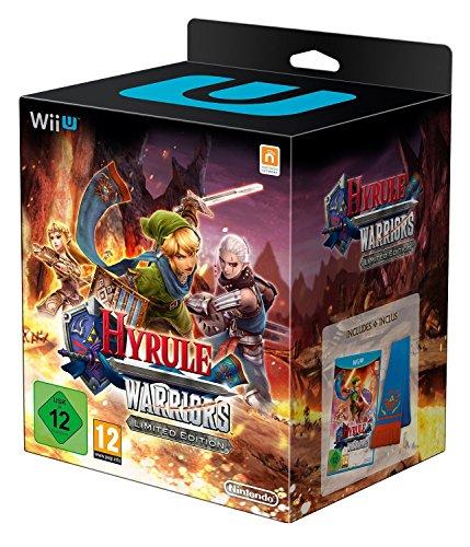 Hyrule Warriors Limited Edition WII U