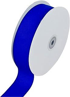 Creative Ideas Solid Grosgrain Ribbon, 1-1/2-Inch by 50-Yard, Royal Blue