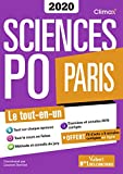Concours Sciences Po Paris 2020-2021 - Tout-en-un