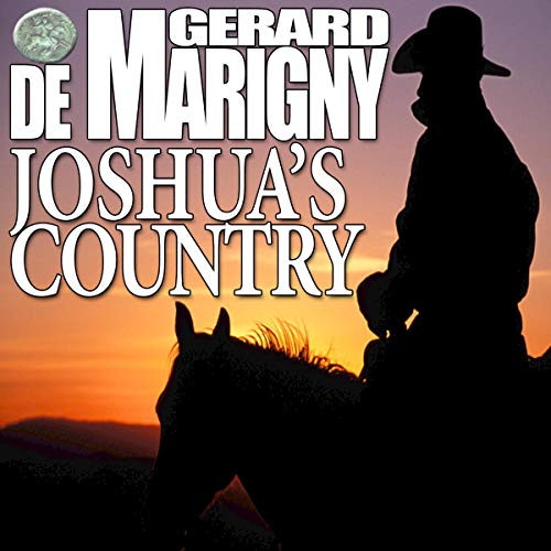 Joshua's Country audiobook cover art
