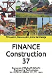 FINANCE Construction 37: Corporate IFRS-GAAP (B/S-I/S) Engineering Technologies No. 20,501-21,000 of 111,111 Laws